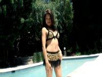 Jackie Lin's wet pussy fucked