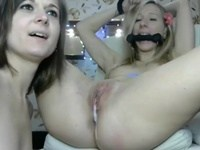 Euro webcam lesbian babes, Betty & Eliza